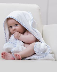 Po Hooded Baby Towel Marke Jassz Towels