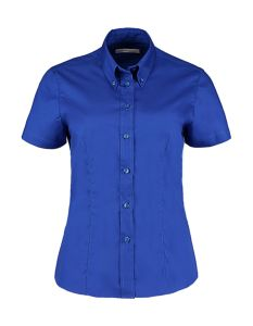 Women`s Tailored Fit Premium Oxford Shirt SSL