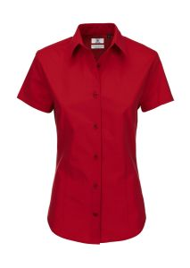 Ladies` Heritage Poplin Shirt - SWP44