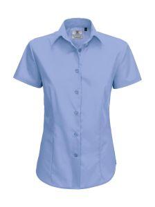 Smart SSL/women Poplin Shirt Marke B & C