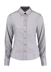 Women`s Tailored Fit Premium Contrast Oxford Shirt