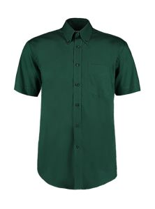 Classic Fit Premium Oxford Shirt SSL Marke Kustom Kit