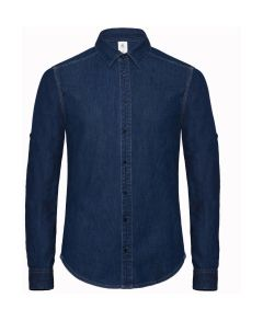 DNM Vision/men Denim Shirt LS