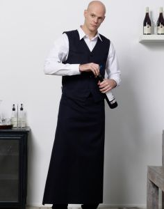 London Long Bistro Apron Marke Bistro by JASSZ