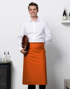 Rome Medium Length Bistro Apron Marke Bistro by JASSZ