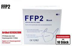 Atemschutzmasken FFP2 ohne Ventil