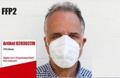 FFP2 Atemschutzmaske FM