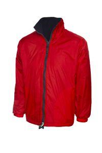 Premium Reversible Fleece Jacket