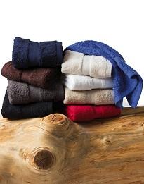Handtücher mit Logo und Namen besticken lassen